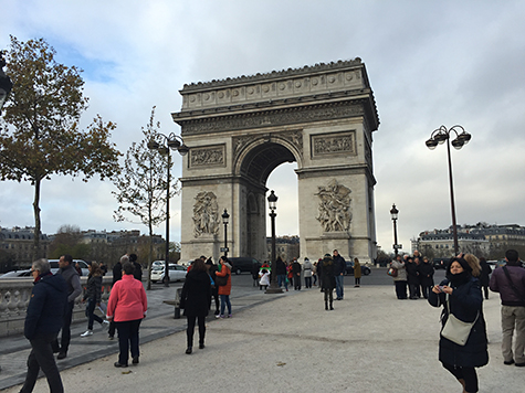 Arc de Triomphe on Art Is Everywhere