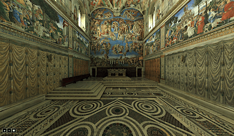 Angelic Music_Sistine Chapel Tour_AIE