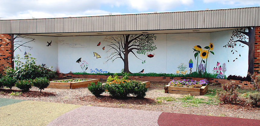 jh-mural-installed. Photo by C. Ashley Spencer ©casart
