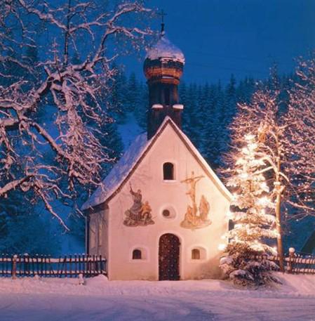 German Christmas tree. Photo Paul Freytag/zefa/Corbis
