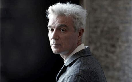 David Byrne from the Telegraph.UK