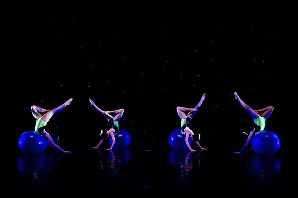 Momix Dance Troupe via Washington Post. Photo by Momix