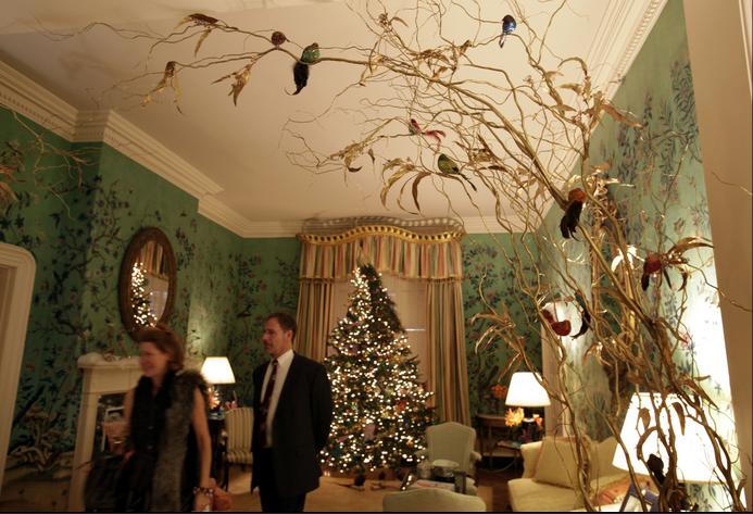 Martha Stewart Living design. Photo by Susan Biddle, Washington Post