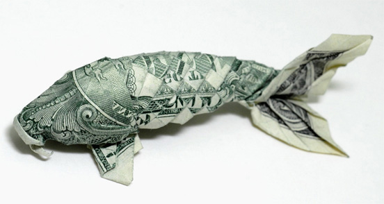 origami-fish1 by Won Park