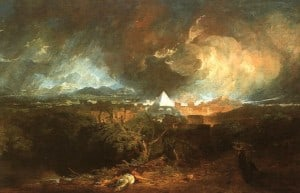 the_fifth_plague_of_egypt_1800 by William Turner