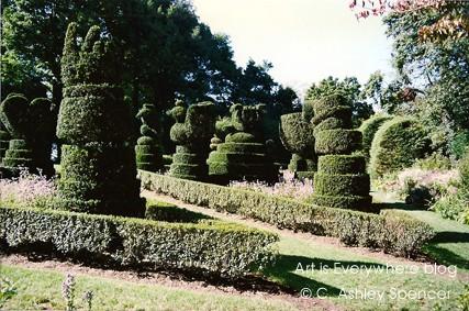 Ladew Gardens2. Photo by C. Ashley Spencer/ArtIsEverywhere blog