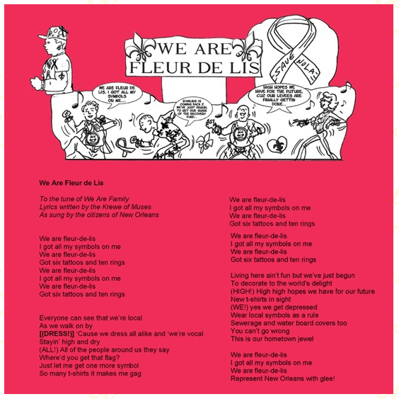 muses-fleur-de-lis-float-and-lyrics