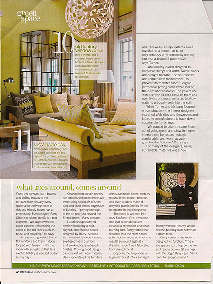 traditional-home_greenspace. Interior Design by Barry Dixon