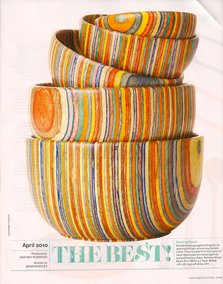 Rainbow Wooden Bowls_ House Beautiful_ArtIsEverywhere blog.jpg