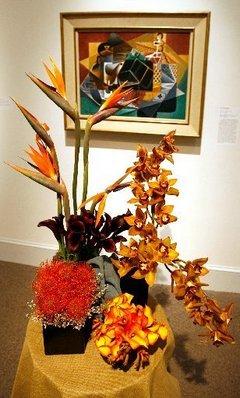 27-art-bird-of-paradisej. PHOTOS BY JOHN MCCUSKER, Times Picayune