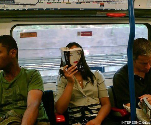 trick-photo-5. Photo credit unknown. Art is Everywhere blog