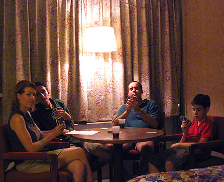 Card Group by the Spencer Family