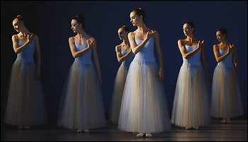 Ballet Costumes in the Washington Post
