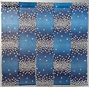 """Rowland Ricketts, III, Untitled Noren Partition, 2006 — """"Blue"""" Textile Museum Exhibit"""