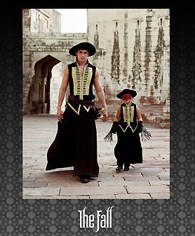 The Fall, Lee Pace & Catrinca Untaro ©2006 Googly Films
