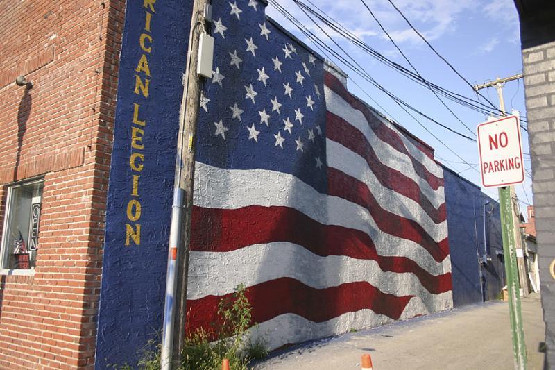 Brian P Rice.AmericanFlag_Pkvl