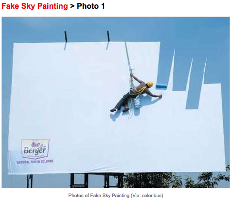 FakeSkyPainting_Trendhunter as seen on Art Is Everywhere