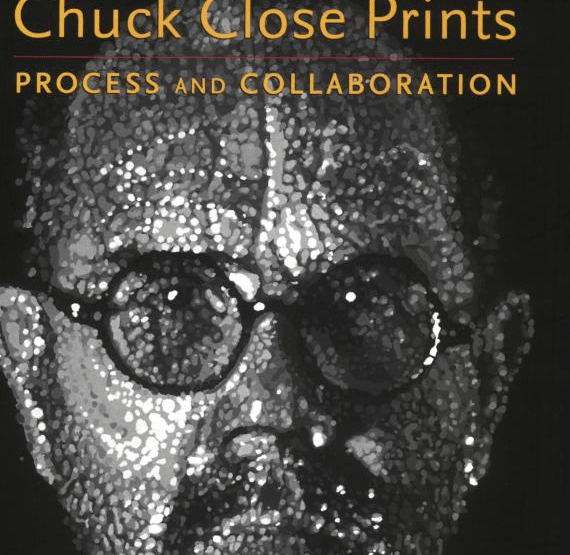 Chuck Close_Process & Collaboration by Terri Sultan, on Art Is Everywhere