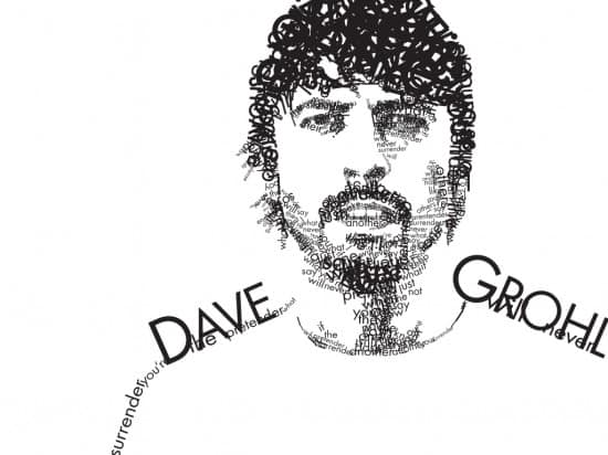grohl_type_by_caliburlesssoul-550x412 via gawno.com, as seen on Art Is Everywhere