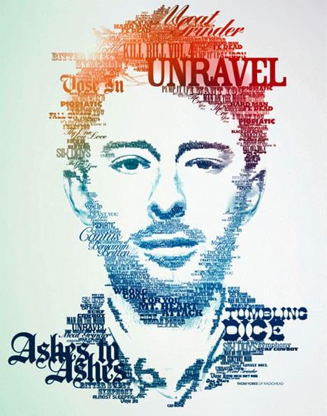 Thom York_Radiohead by steve-yee on Art Is Everywhere