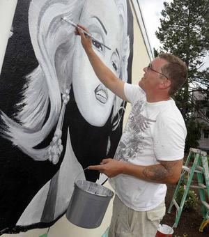 Ed_Capeau_Photo by Jack Foley via Herald News, seen on Art Is Everywhere
