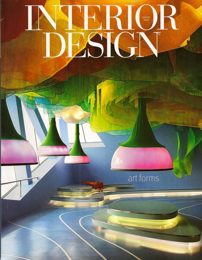 InteriorDesignMag-cover as seen on Art Is Everywhere
