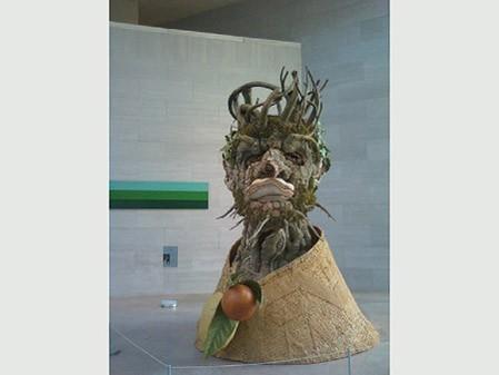 Arcimoldo-sculpture_NGA_AIE, as seen on Art Is Everywhere