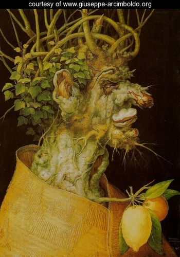 Winter-(L'Inverno) via Arcimboldo.org, as seen on Art Is Everywhere