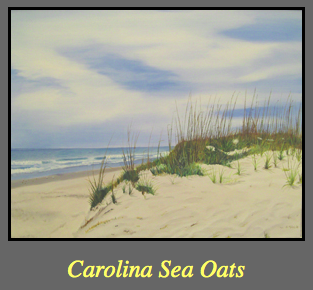 Steve Myles_Carolina Sea Oats on Art Is Everywhere