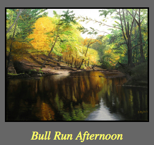 Steve Myles_ Bull Run Afternoon on Art Is Everywhere