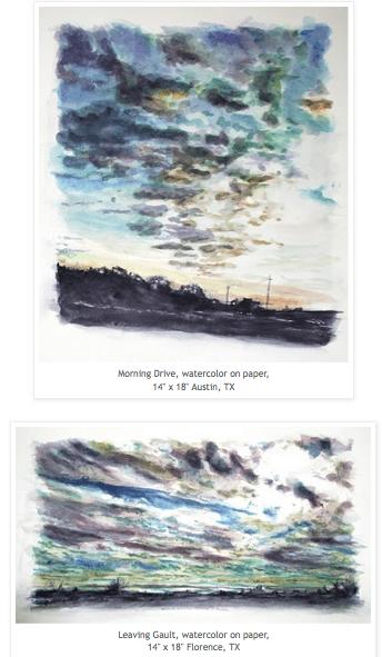 Nick Swift_Morning Drive_2 scenes via Nick Swift, as seen on Art Is Everywhere