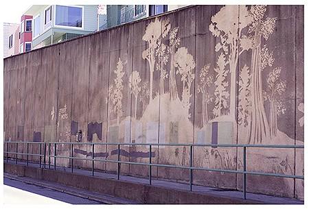 1Reverse graffiti mural via smartplanet as seen on Art is Everywhere