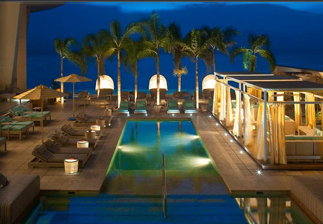 Rooftop Pool at Trump Ocean View Tower in Panama, as seen on Art Is Everywhere