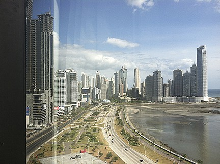 Panama City View_Art Is Everywhere