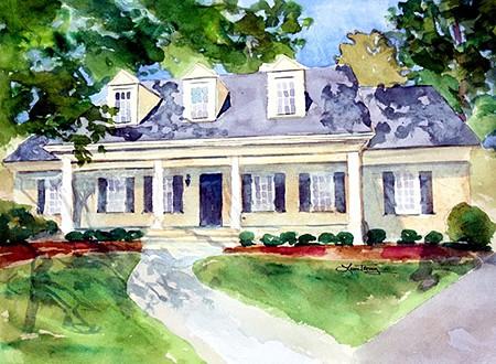 5_Trevey_House rendering_as seen on Art Is Eveywhere
