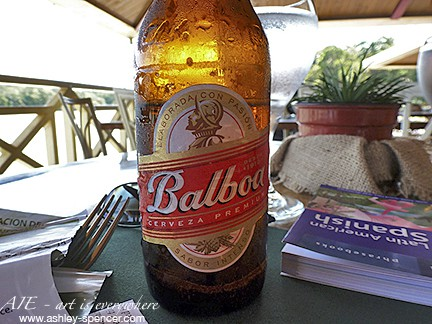 Balboa beer in Panama_Art Is Everywhere