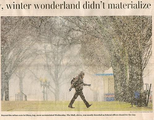 Washington Post photo via Art Is Everywhere