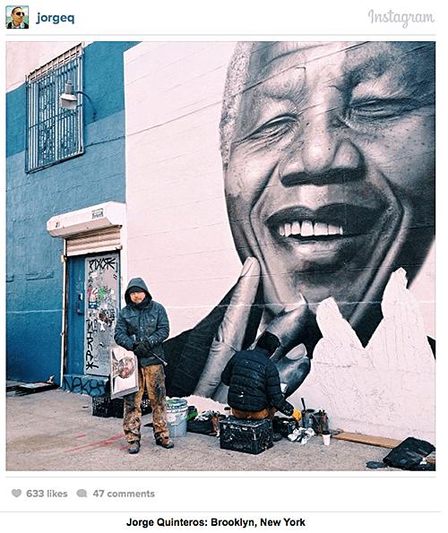 Nelson Mandela mural_AIE