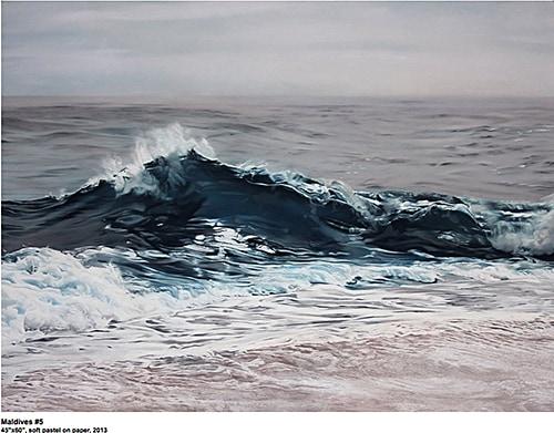 Zaria Foreman_Maldives 5 on Art Is Everywhere blog