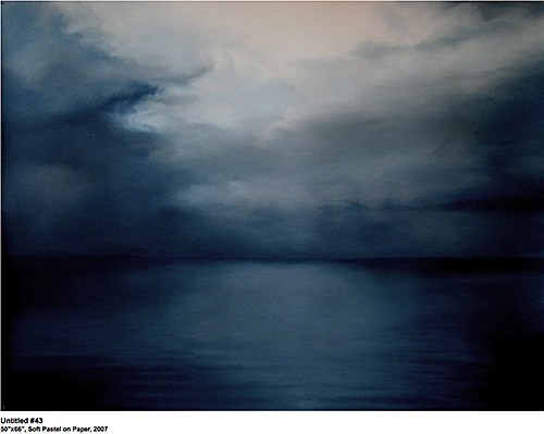 Zaria Foreman_Untitled #43_storm on Art Is Everywhere