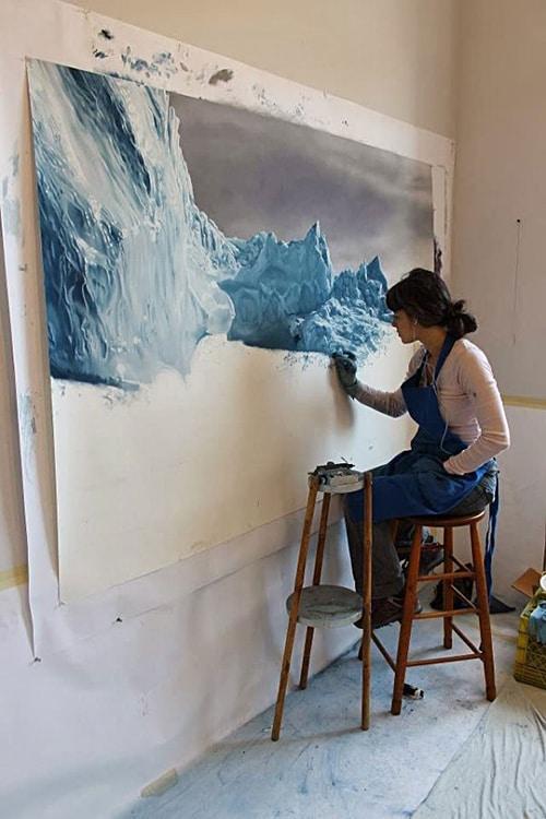 zaria-forman-1 on Art Is Everywhere