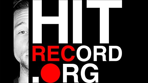 Hit_Record_Sundance on Art Is Everywhere