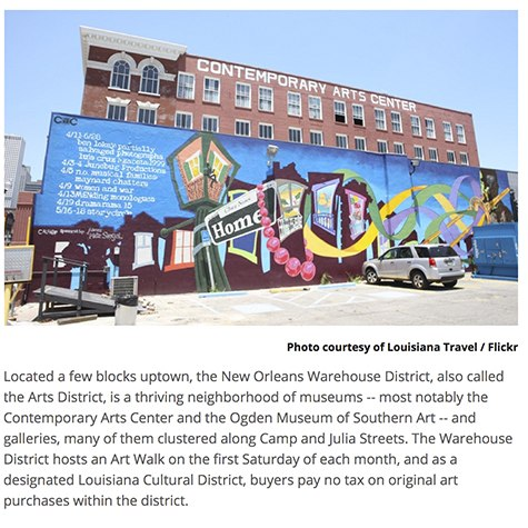 Arts District via USAToday2 on Art Is Everywhere