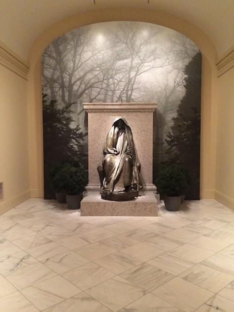 Adams Memorial on Art Is Everwhere