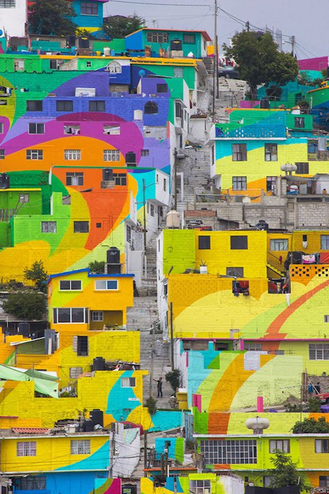 Pachura colored via ArtNet / German Crew on Art Is Everywhere