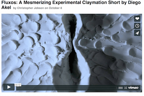 3_Fluxos Claymation_via Colossal_Art Is Everwhere