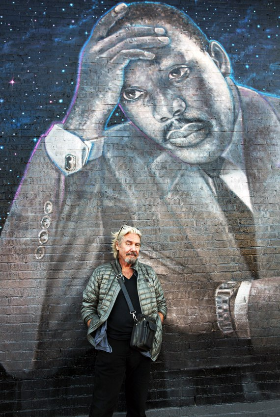 MLK mural via TheStranger on Art Is Everywhere