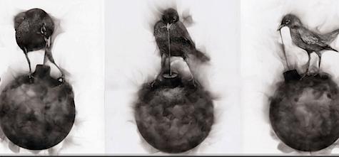 Steven Spazuk artwork featured on Art Is Everywere