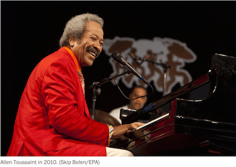 Allen Toussaint on Art is Everywhere