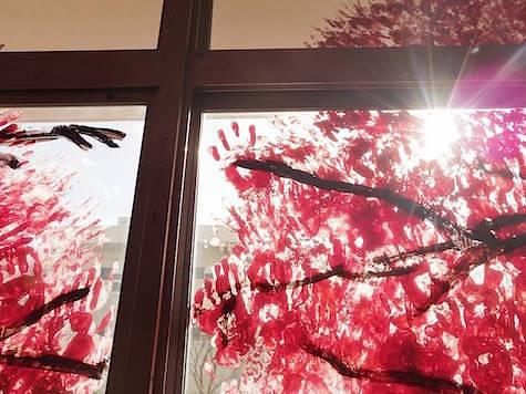 Hand Painted Cherry Blossom photos via Fubiz 4